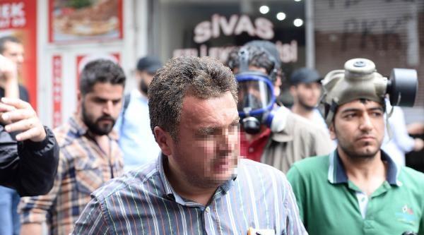 Fotoğraflar /// Okmeydanı'nda Olaylar Çikti