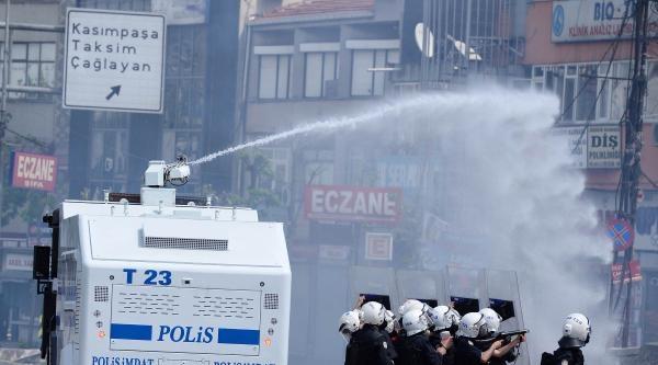 Fotoğraflar - Okmeydanı'nda Polis Müdahalesi