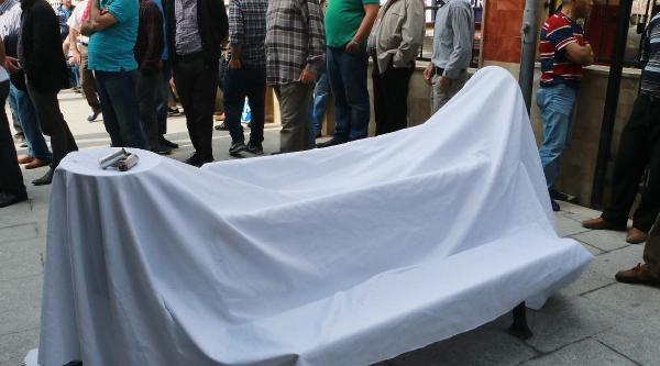 Fotoğraflar /// Okmeydanı'nda Uğur Kurt'un Vurulma Anı