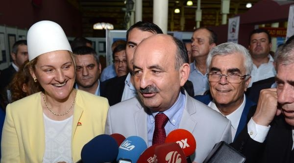 Fotoğraflar// Sağlık Bakanı Mehmet Müezzinoğlu Uçakta Yaşadıklarını Anlattı