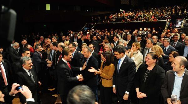 Fotoğraflar - Sarıgül, İstanbul Kongre Merkezi'nde Konuştu