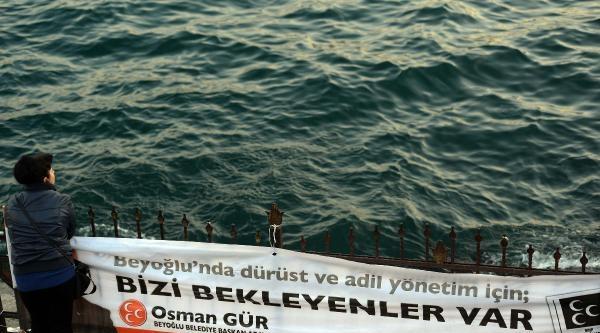 Fotoğraflar -  Seçime 10 Gün Kala İstanbul'un Meydan Ve Sokakları