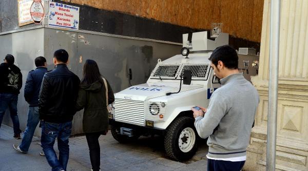 Fotoğraflar - Taksim'de Güvenlik Önlemleri