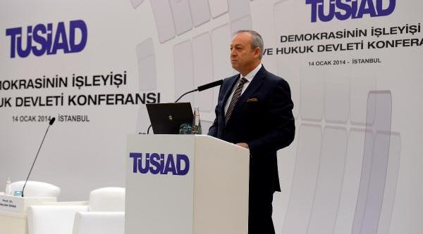 Fotoğraflar -  Tüsiad Başkani Yilmaz,