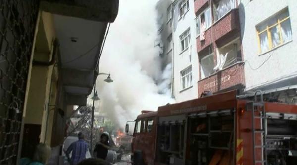 Fotoğraflar /// Zeytinburnu'nda Patlama
