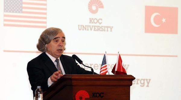 Fotoğraflar//abd Enerji Bakani Moniz, Koç Üniversitesi'nde Gerçekleştirilen Konferansta Konuştu