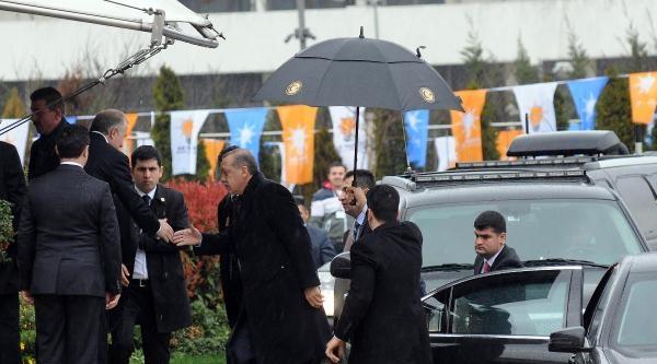 Fotoğraflar//başbakan Erdoğan, Ak Parti İstanbul Mahalle Başkanları Toplantısına Katıldı