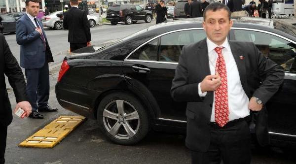 Fotoğraflar//başbakan'dan Sonra  Istanbul Emniyet Müdürü Selami Altinok Ofise Geldi