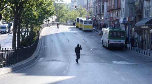 Fotoğraflar//istanbul'da 1 Mayıs