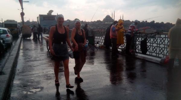 Fotoğraflar//istanbul'da Sağanak Yağmur