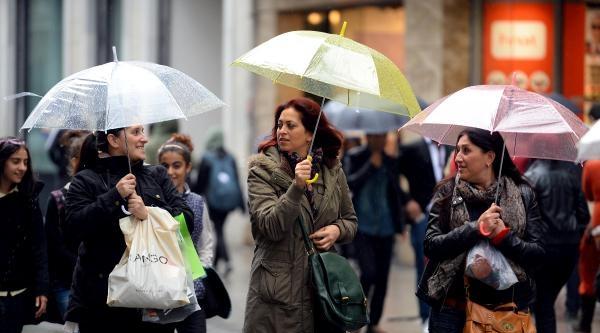 Fotoğraflar//istanbul'da Yağışlı Hava