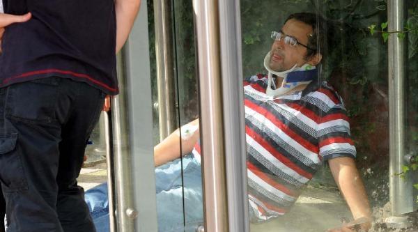 Fotoğraflar//kabataş'ta Otobüs Kazası