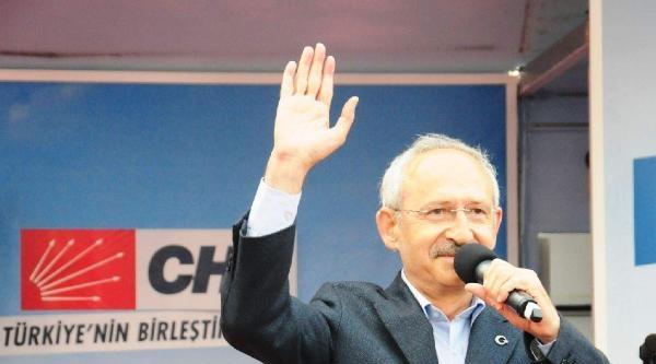 Fotoğraflar//kılıçdaroğlu  Kadıköy Mitingi'nde Konuştu