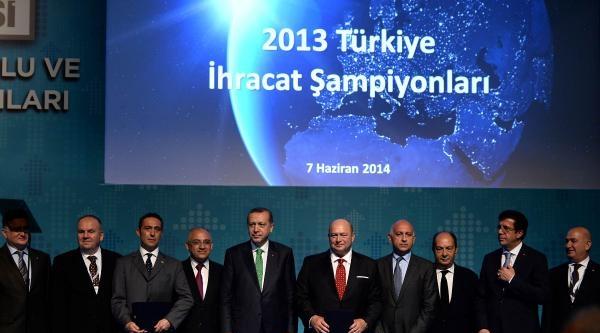 Fotoğraflar//koç Ailesinin 4 Ödülünü Başbakan  Erdoğan Verdi