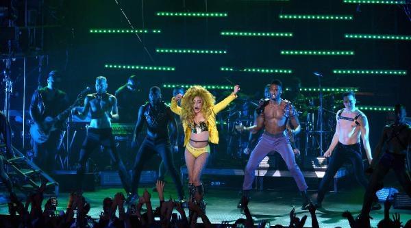 Fotoğraflar//lady Gaga İlk Kez Türkiye'ye Geliyor