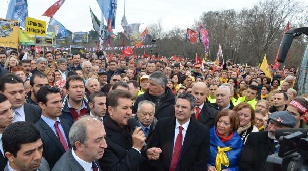 Fotoğraflar//sarıgül Beykoz'da Halka Seslendi