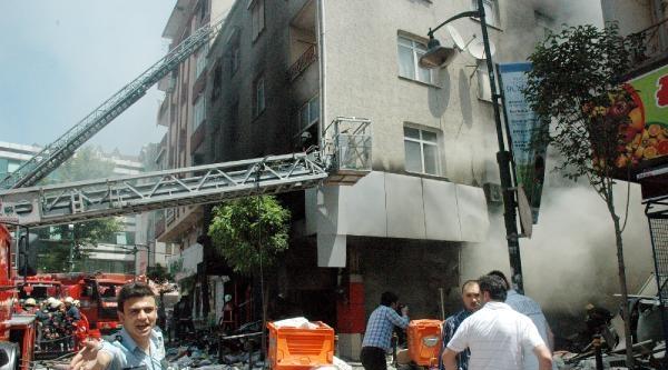 Fotoğraflar//zeytinburnu'nda Patlama