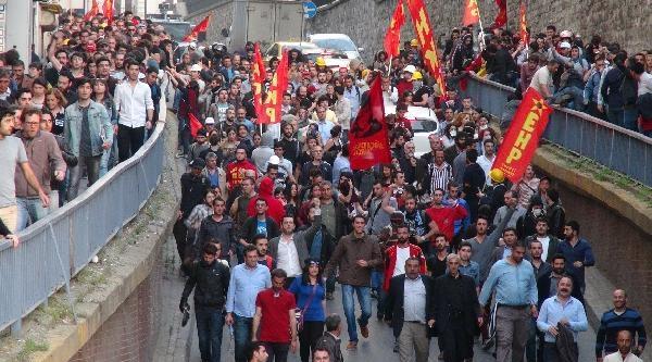 (fotoğraflı) Taksim'de 10'dan Fazla Gözaltı