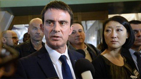 Fransa Başbakanı Manuel Valls: Açık bi başarısızlık var