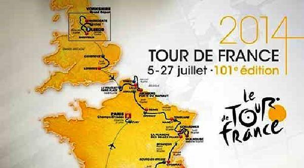 Fransa Bisiklet Turu 'tour De France