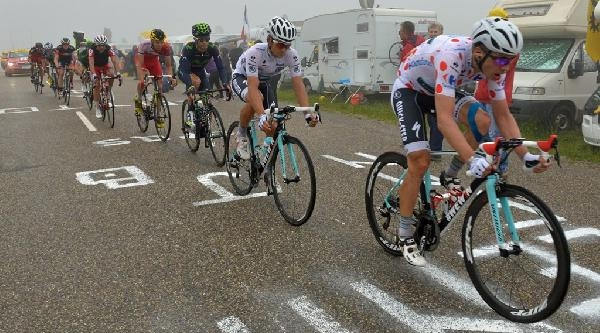 Fransa Bisiklet Turu'nda 1784 Km Geride Kaldı