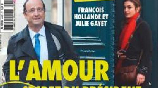 Fransa Cumhurbaşkani'Nin Aşk Skandali Büyüyor