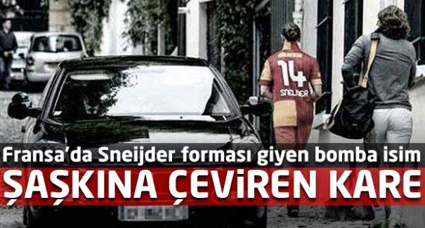 Fransa'da Sneijder forması giyen bomba isim! Çok şaşıracaksınız...