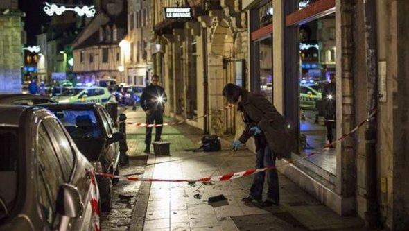 Fransa'da sürücü aracını yayaların üzerine sürdü: 11 yaralı