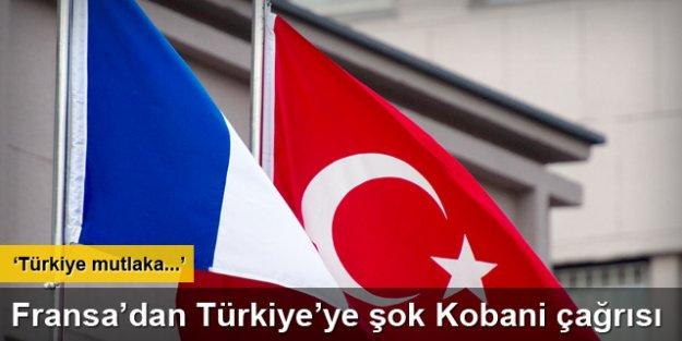 Fransa'dan Türkiye'ye şok çağrı