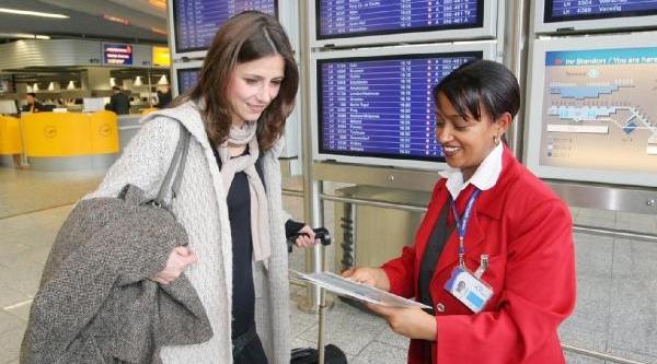 Fraport: 3'üncü Havalimaniyla Istanbul, Frankfurt'a Rakip Olacaktir
