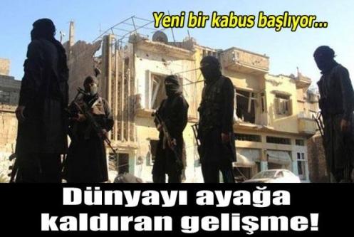 FT: 'El Nusra ve IŞİD, ABD'ye karşı birleşiyor'