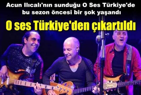 Fuat Güner 'O ses Türkiye'den çıkartıldı