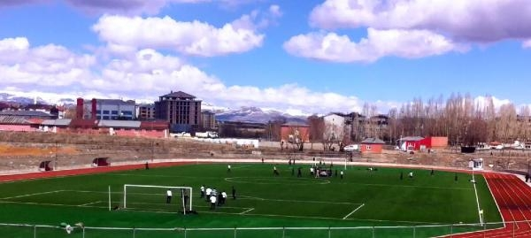 Futbol Oynayan Çocuklarin Üzerine Otomobili Sürdü