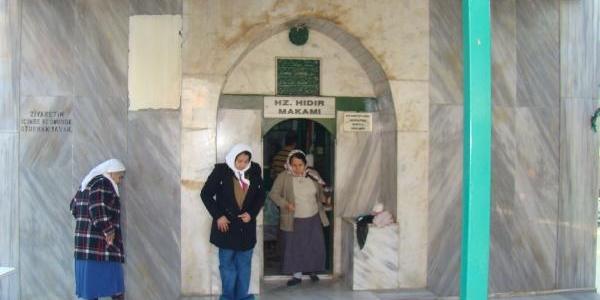 Gadir-I Hum Bayrami'nda Türbeler Doldu, Dilekler Tutuldu