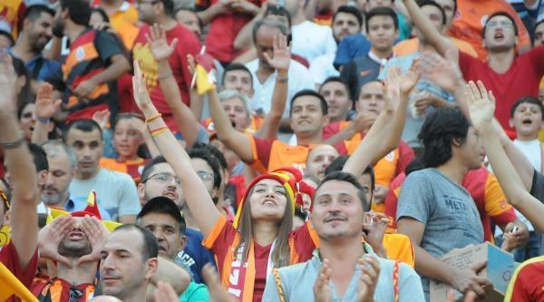 Galatasaray - Atletico Madrid (fotoğraflar)