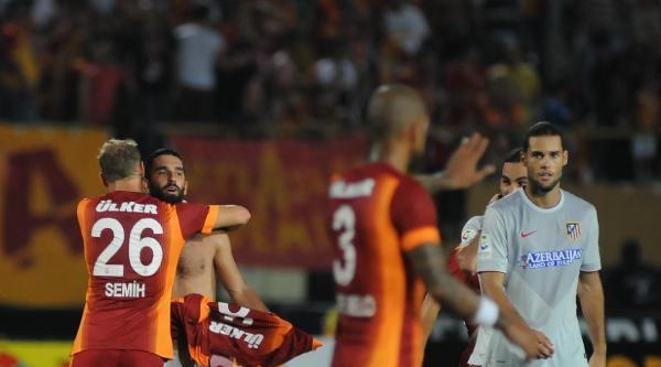 Galatasaray- Atletico Madrid Maçı Fotoğrafları