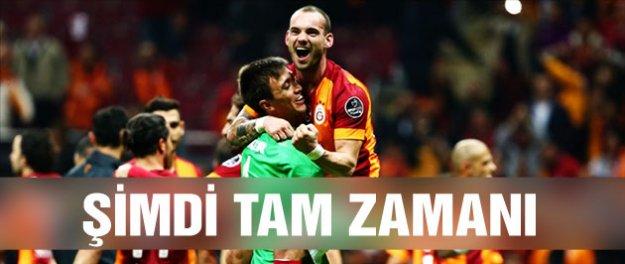 Galatasaray Borussia Dortmund'u ağırlıyor