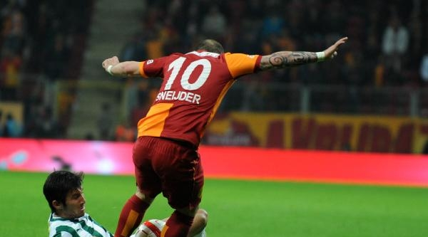 Galatasaray-bursaspor Maçı Ek Fotoğrafları