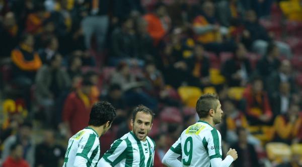 Galatasaray - Bursaspor Maçının Fotoğrafları (ek)