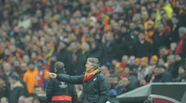 Galatasaray - Chelsea Maçından Ek Fotoğraflar