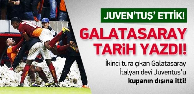 Galatasaray destan yazdı!