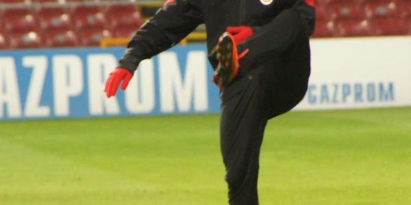 Galatasaray, Fc Kopenhag Maçinin Hazirliklarini Parken Stadi'nda Sürdürdü