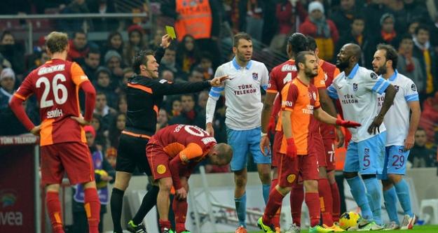 Galatasaray Fırtına'yı avladı!