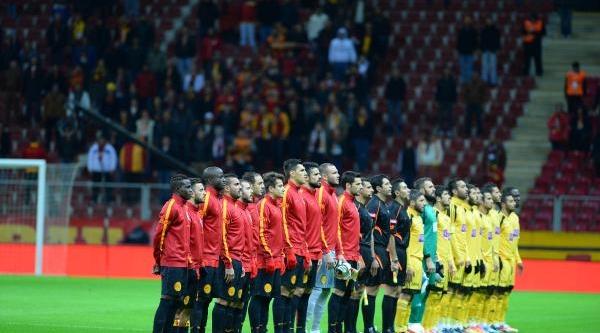 Galatasaray - Gaziantep Büyükşehir Belediyespor Maçinin Fotoğraflari