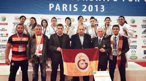 Galatasaray, Judoda Avrupa Üçüncüsü
