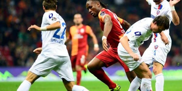 Galatasaray Karabük Maçi Fotoğraflari
