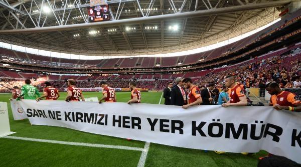 Galatasaray - Kayseri Erciyesspor Maçının İlk Yarı Fotoğrafları