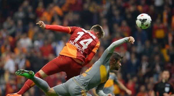 Galatasaray - Kayserispor Maçının İkinci Yarı Fotoğrafları
