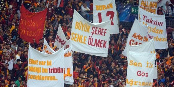 Galatasaray - Kopenhag Maçi (Fotoğraflar)