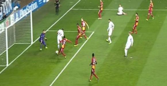 Galatasaray, Kopenhag Maçında İlk Pozisyonda Golü Yedi!